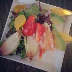 mango avocado Crab-salad-