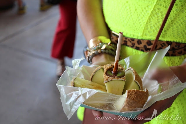 Rocky Mountain Chocolate factory cheesecake apple