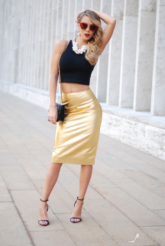 Kier Mellour fashion blogger