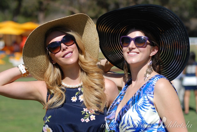 Veuve-Polo-Classic Fashion Bloggers Laura Lily and Kier Mellour