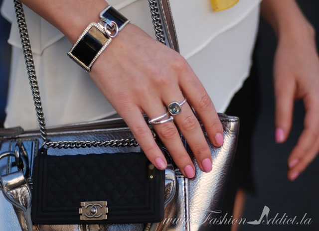 Chanel Boy Bag Phone Case