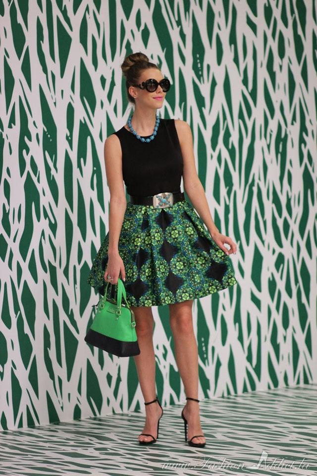 #DVF Journey of a Dress Exhibit