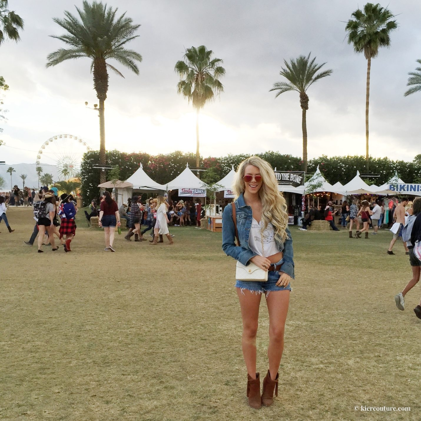 festival fashion at Stagecoach country