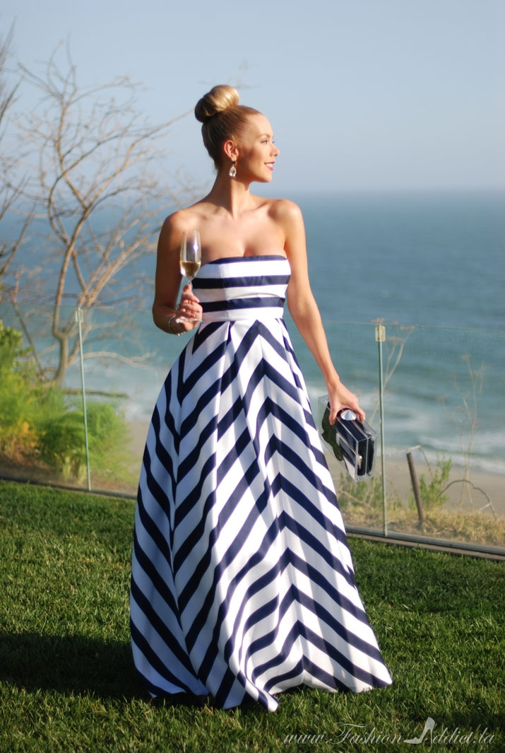 Striped-Gown-4