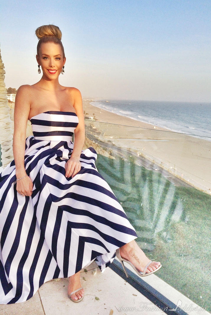Fashion Blogger Kier Mellour