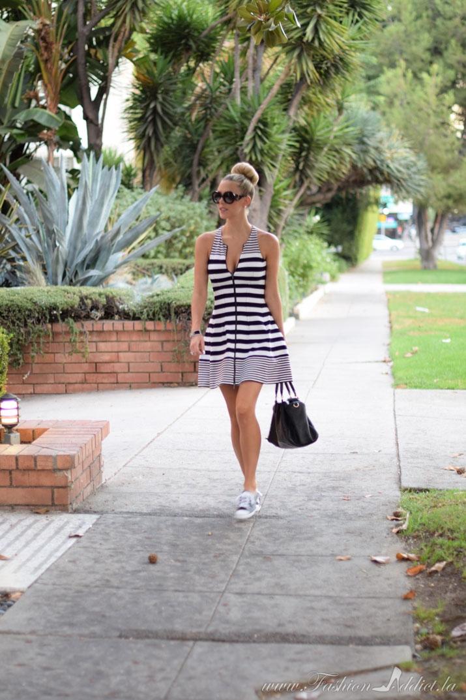 Black-and-white-dresses