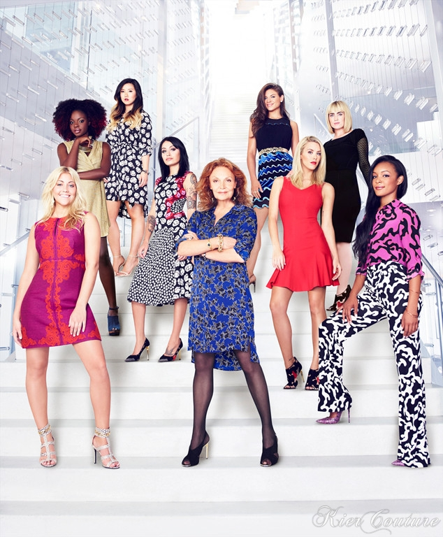 House of DVF tonight on E!