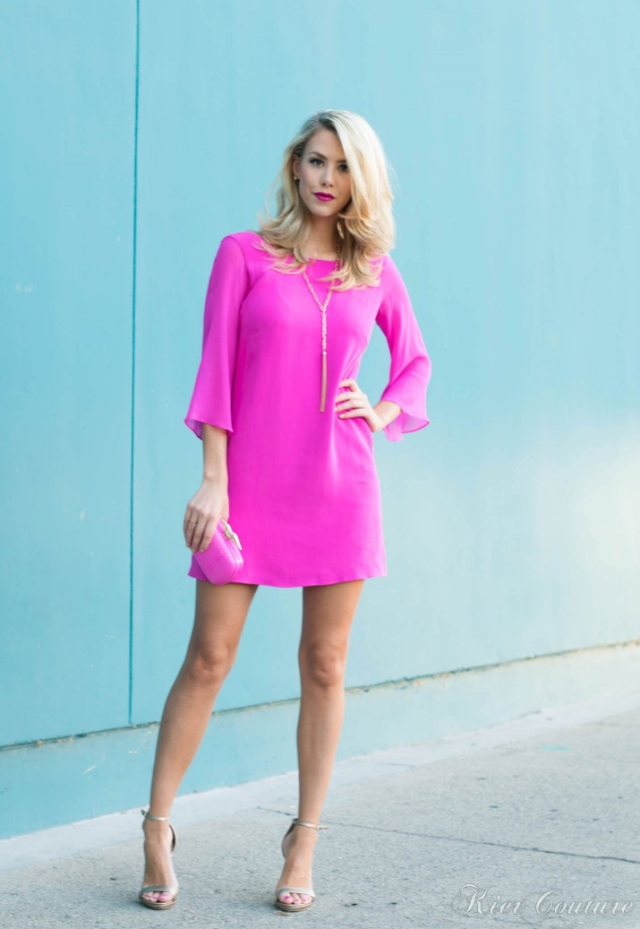 Kier-Couture-Pink-Dress-2