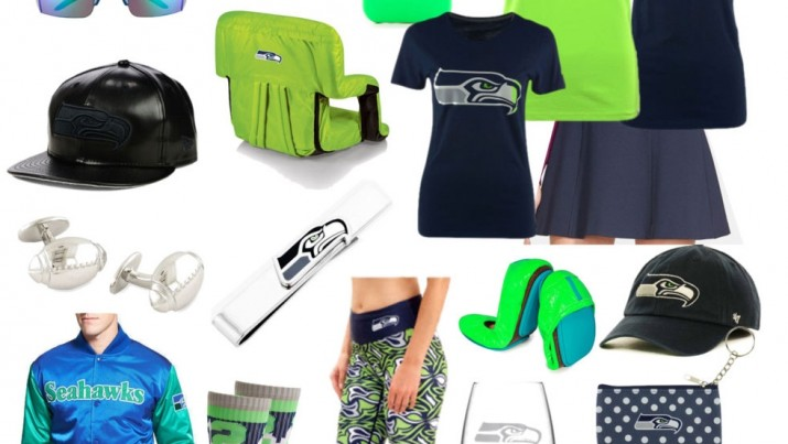 I want that… Seahawks Fashion!