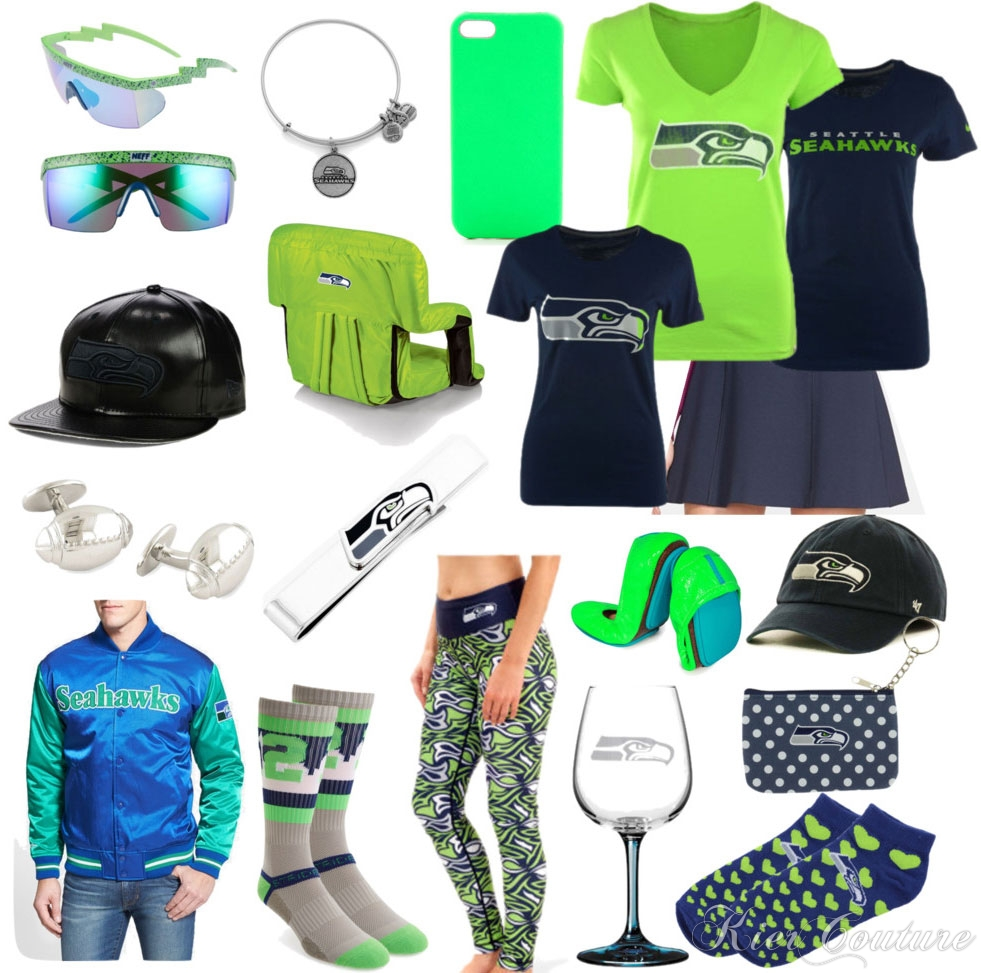 I want that… Seahawks Fashion!
