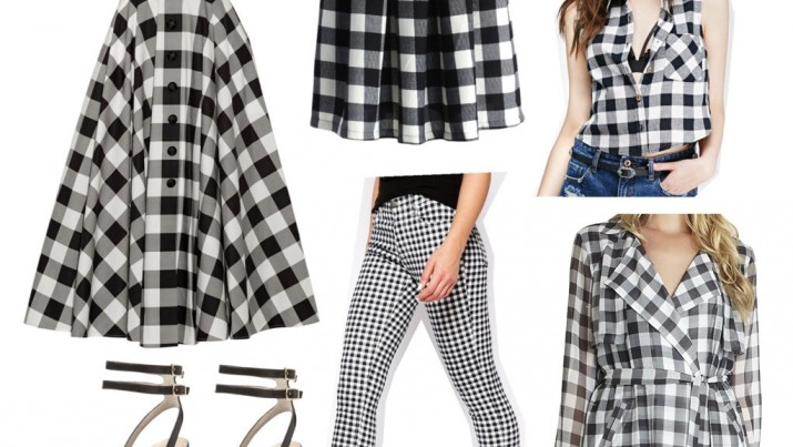 I want that Wednesday! Spring Trends: Gingham