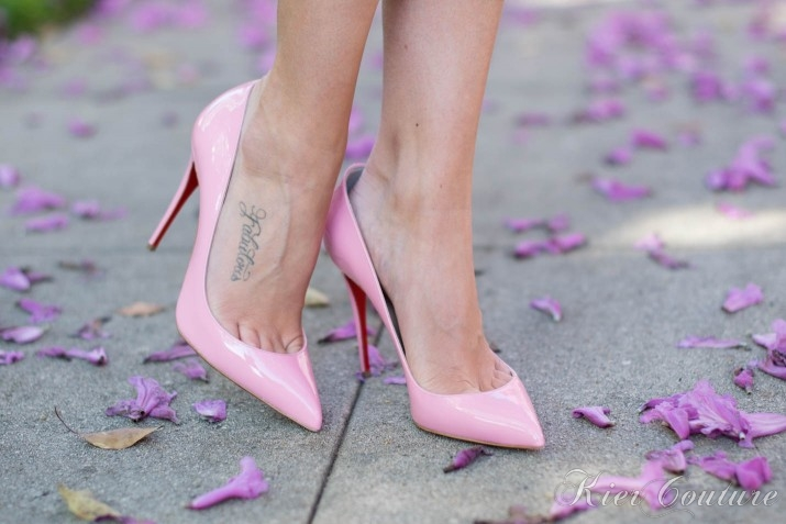 Pink Pigalle follie rose Christian Louboutin
