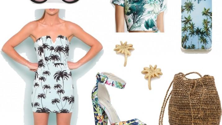 I want that: Palm Tree Fashion (under $100!)