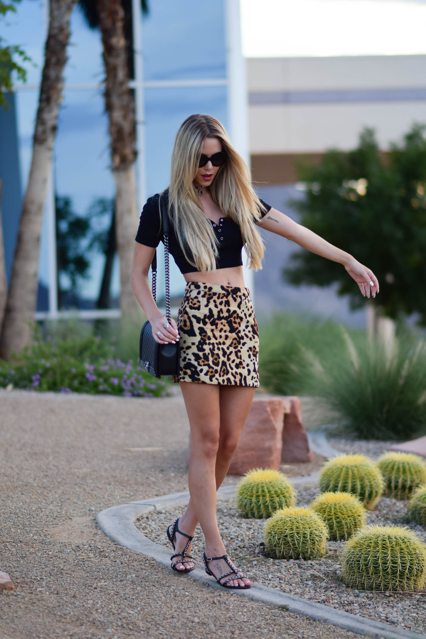 Vegas Fashion Blogger