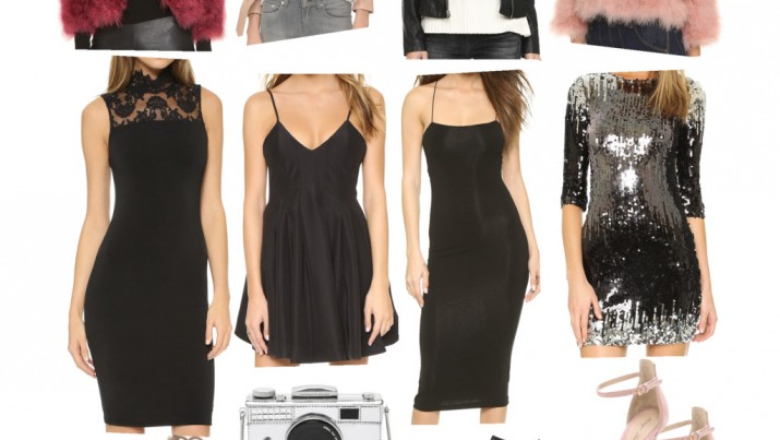 NYE Dresses you can get by Dec 31st.