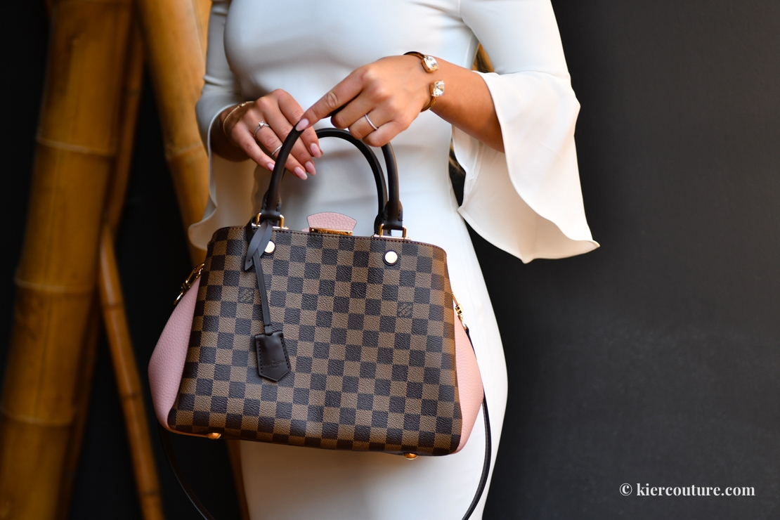 pink Louis vuitton brittany