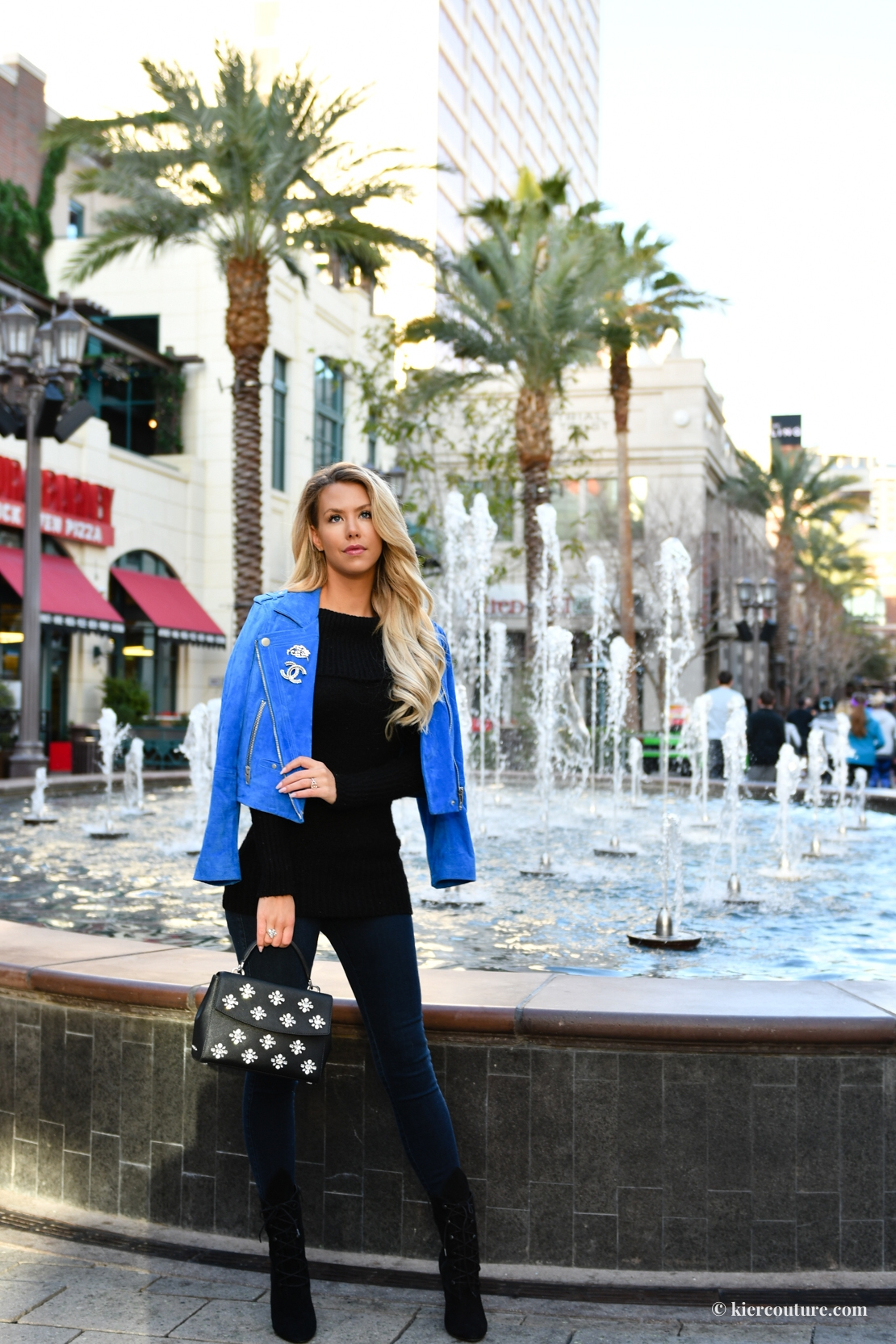 Las Vegas fashion blogger