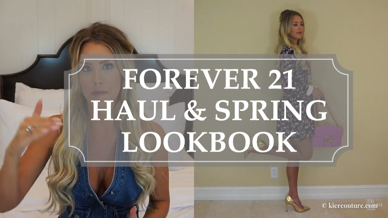 Forever 21 Spring Lookbook