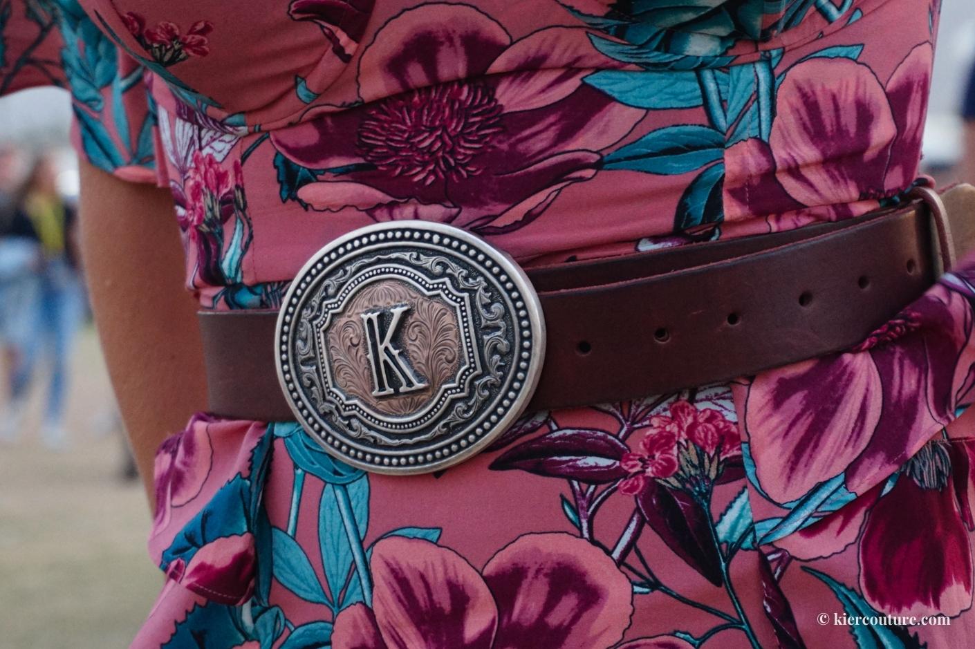 Montana Silversmith Belt buckle