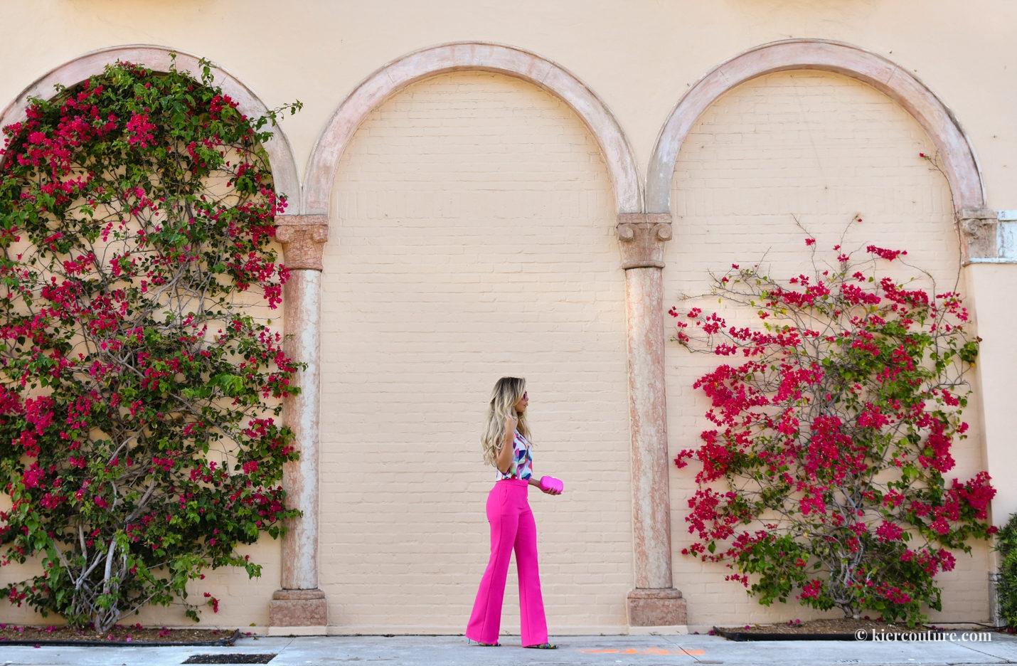 VBxTarget pink pants