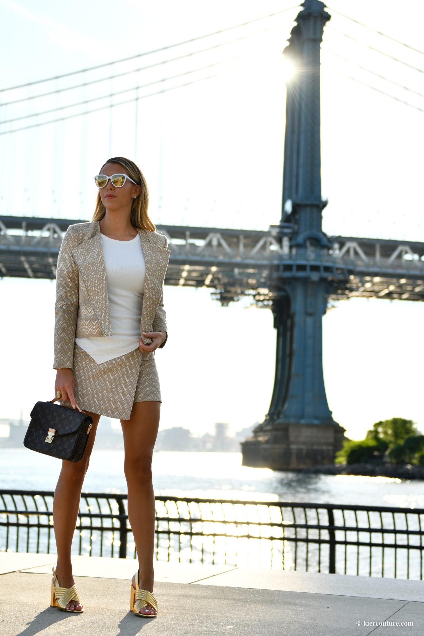 1 state women suit skort