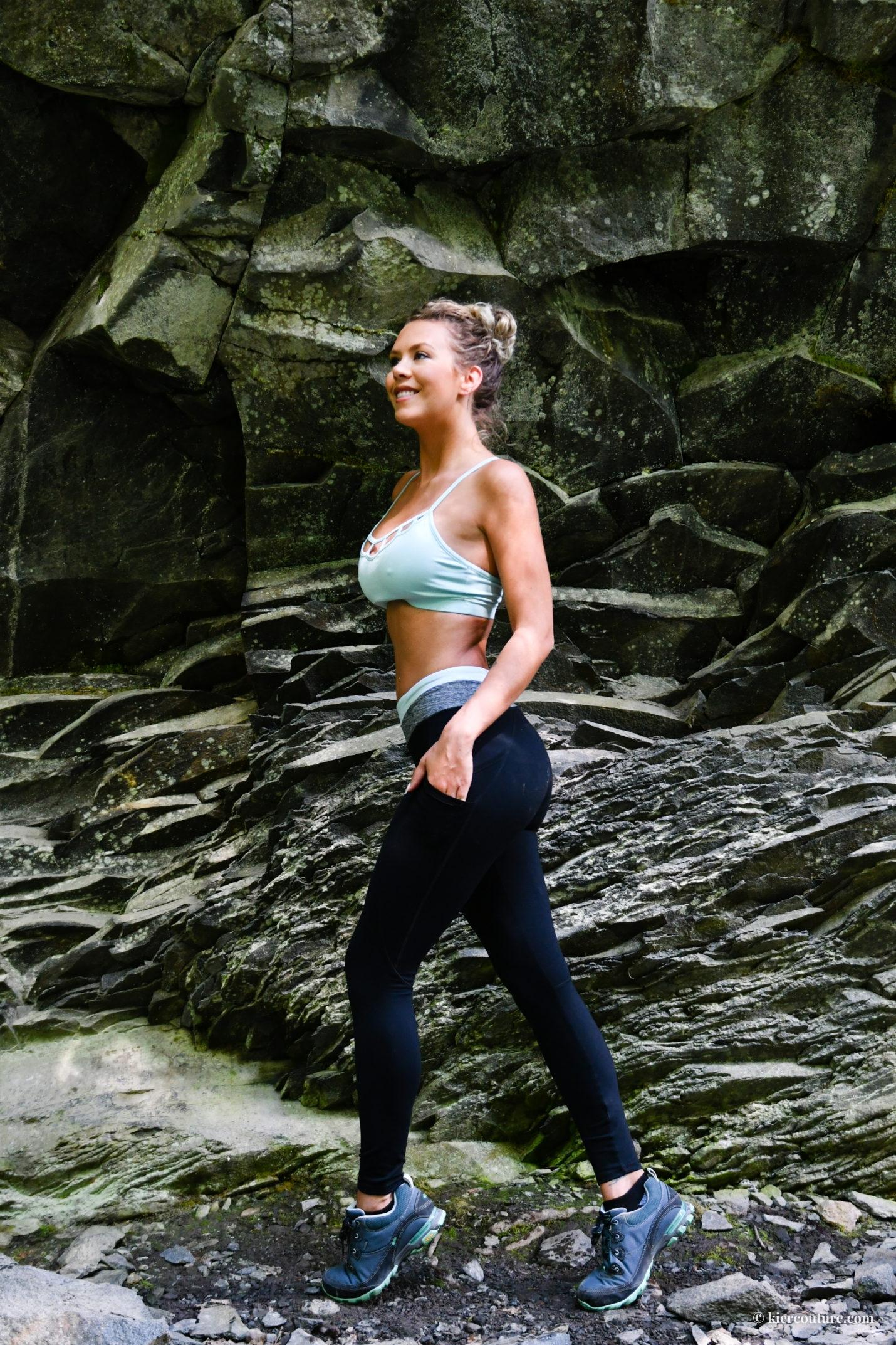 lava canyon slate rock