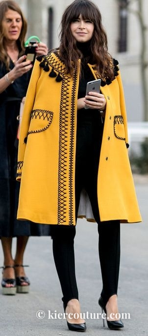 fall trends 2017 yellow