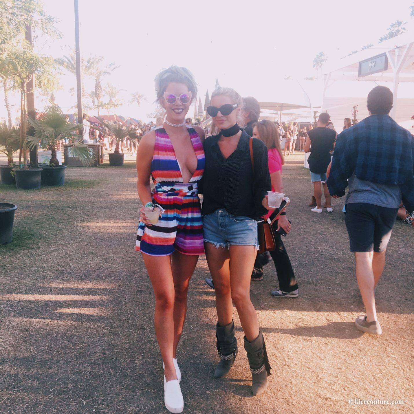 morgan stewart Coachella Festival fashion 2016