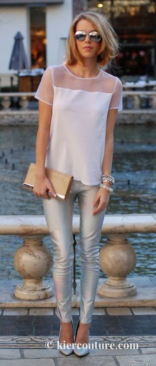 fall trend silver 2017