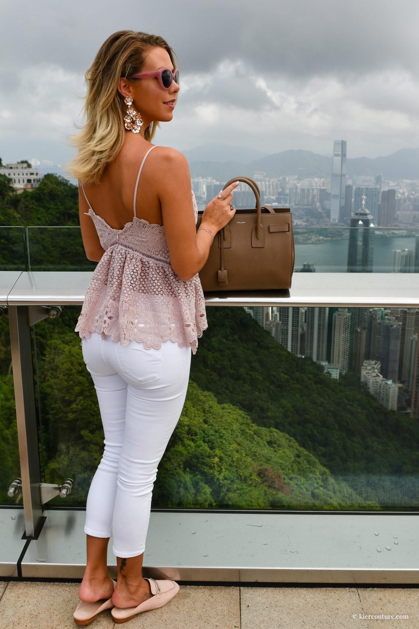 Hong Kong outfit