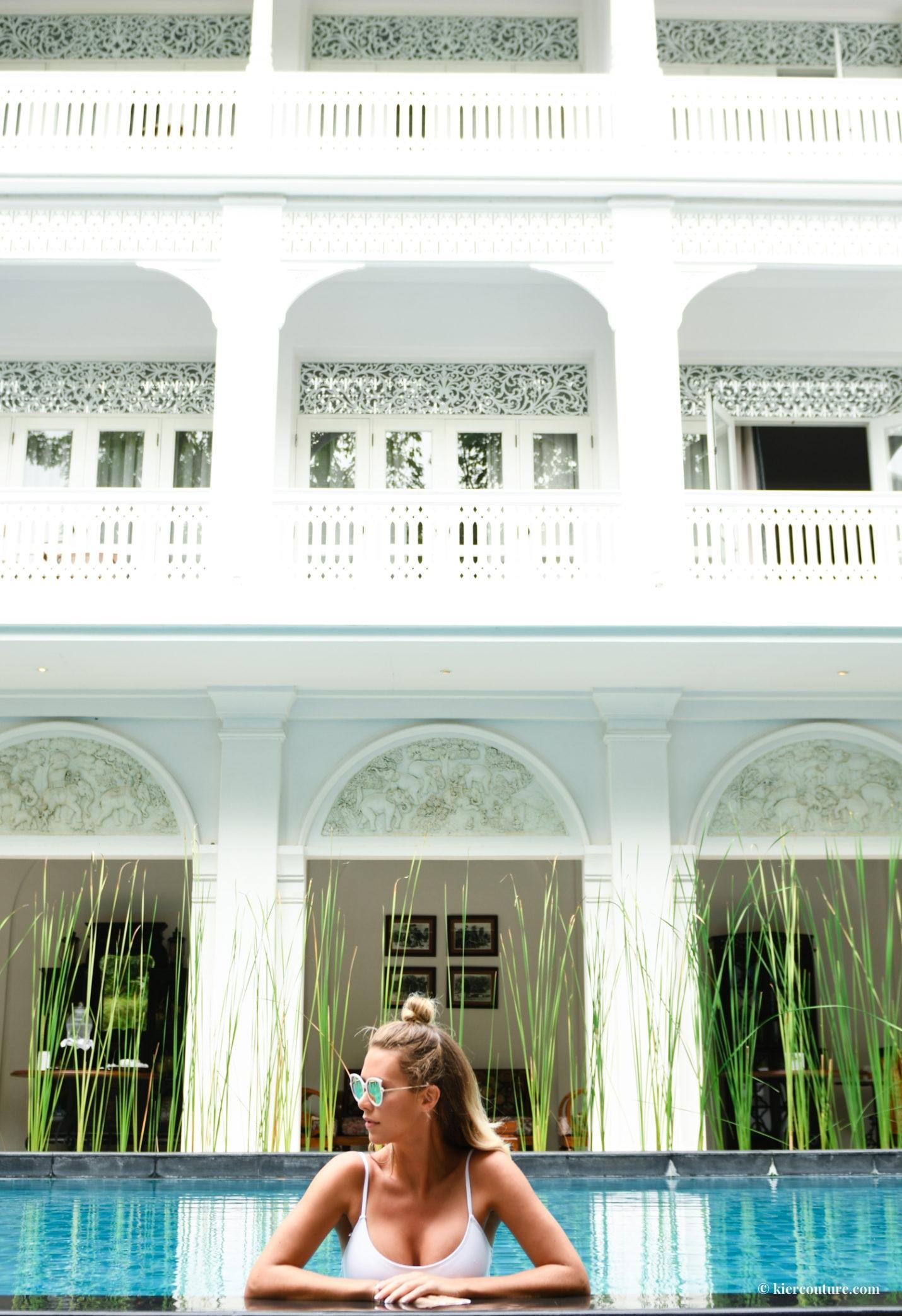 Chiang Mai Thailand Pretty Hotel