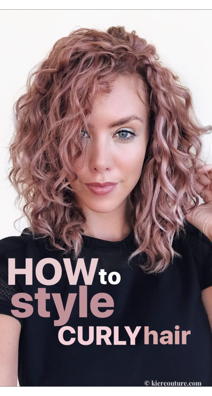 best ways to style curly hair no sew diy slip dress coachella fashion kier couture 3750 | IMG 1450 715x1334