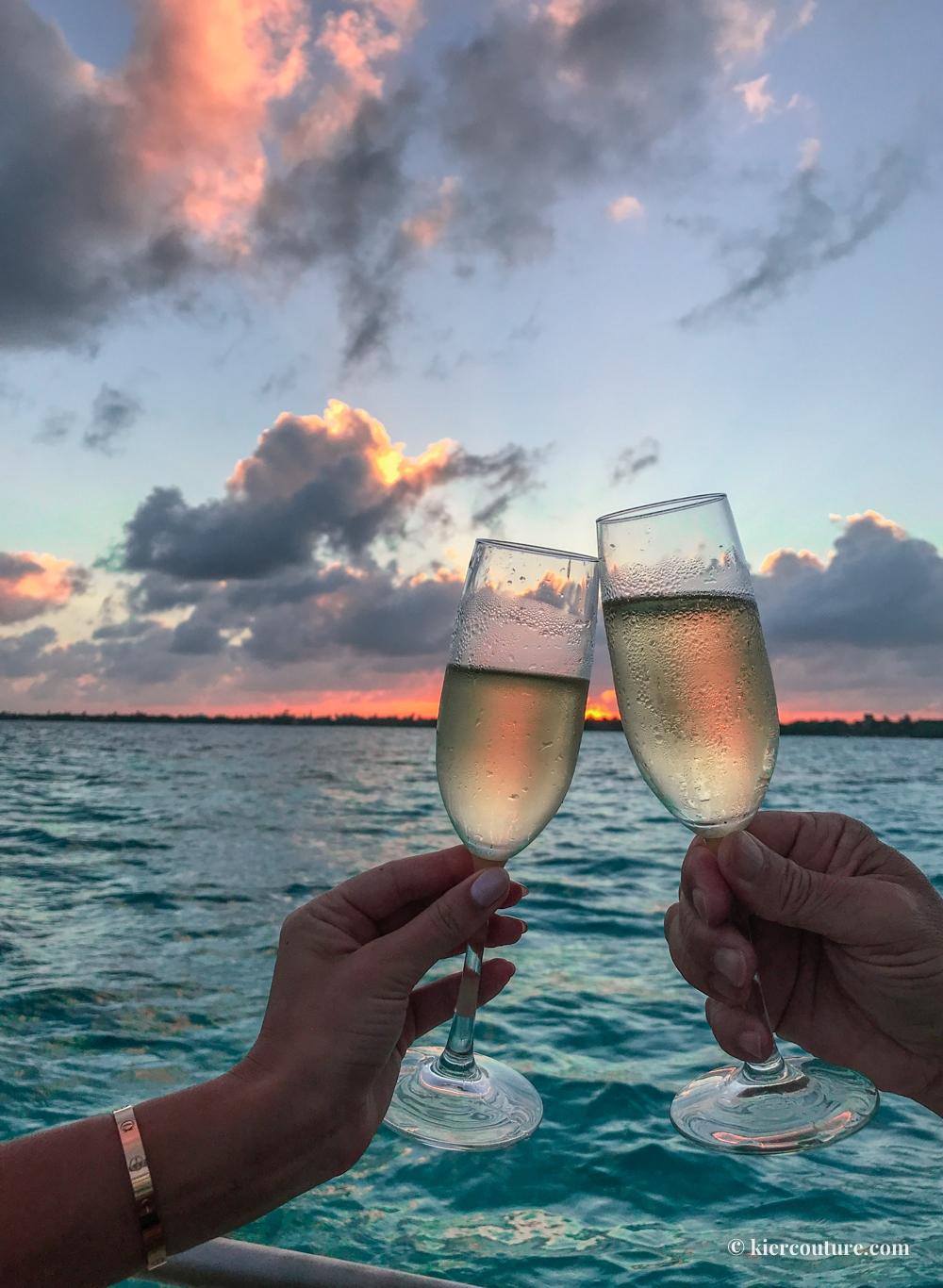 sunset cheers