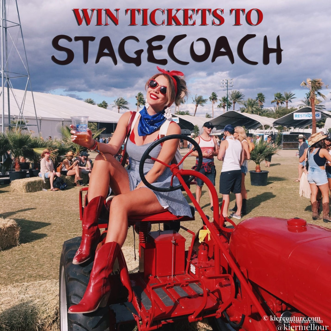 STAGECOACH GIVEAWAY