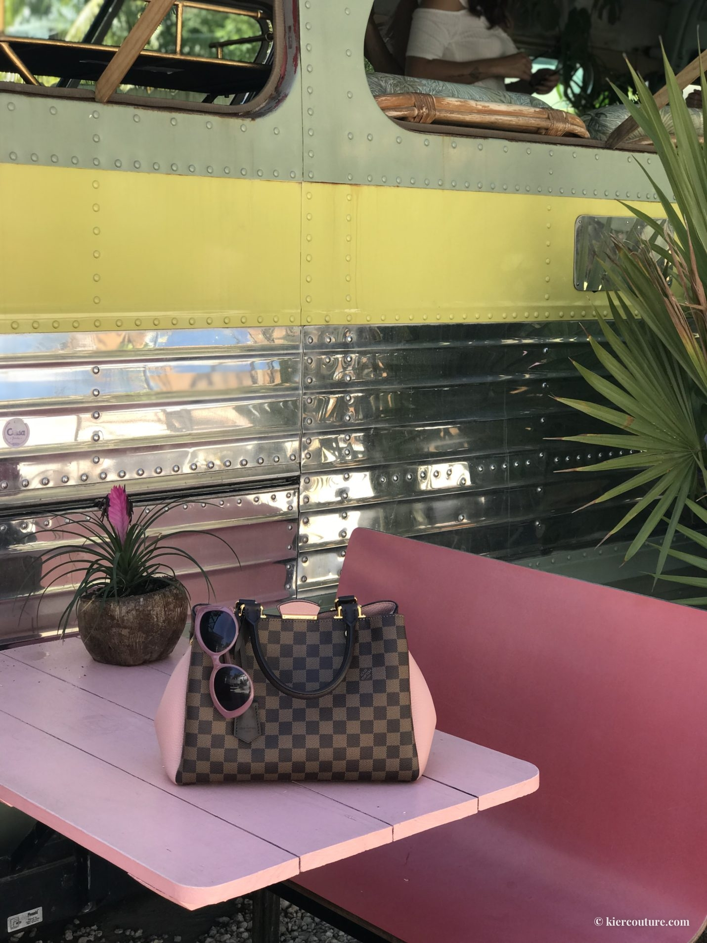 Louis Vuitton Brittany handbag