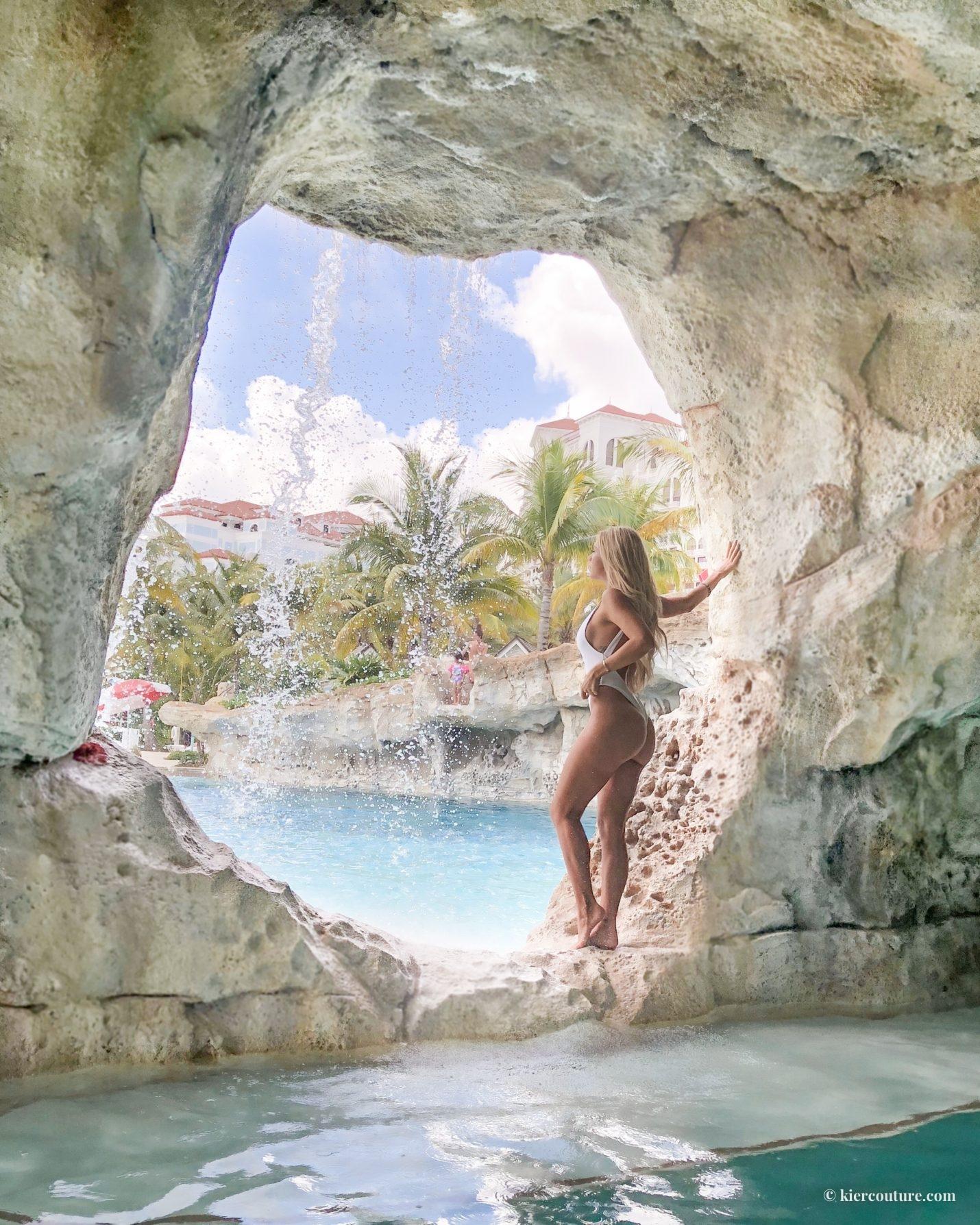 SLS Bahamar cave