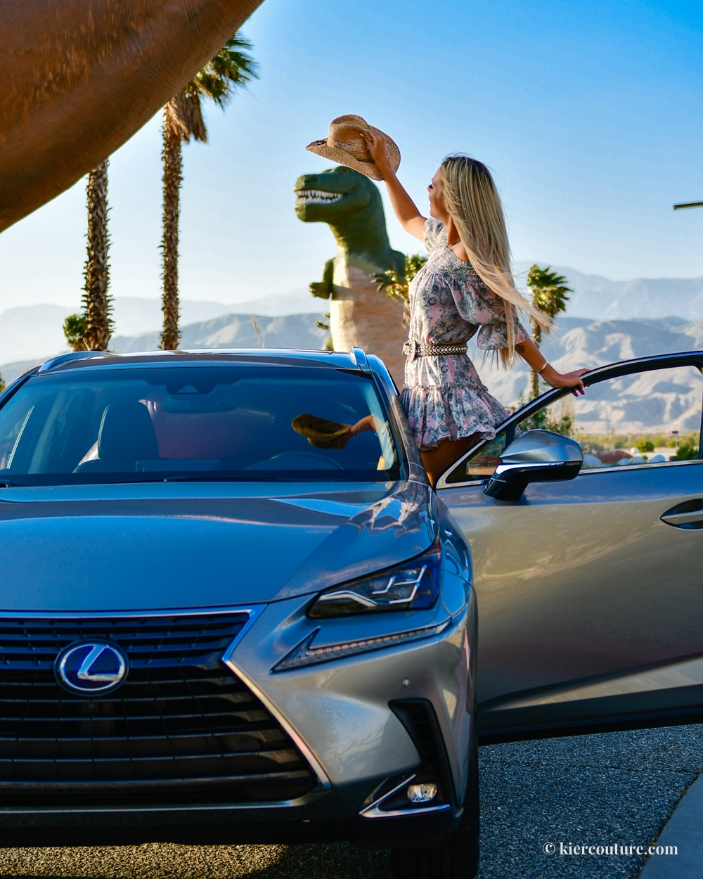 Drive Lexus