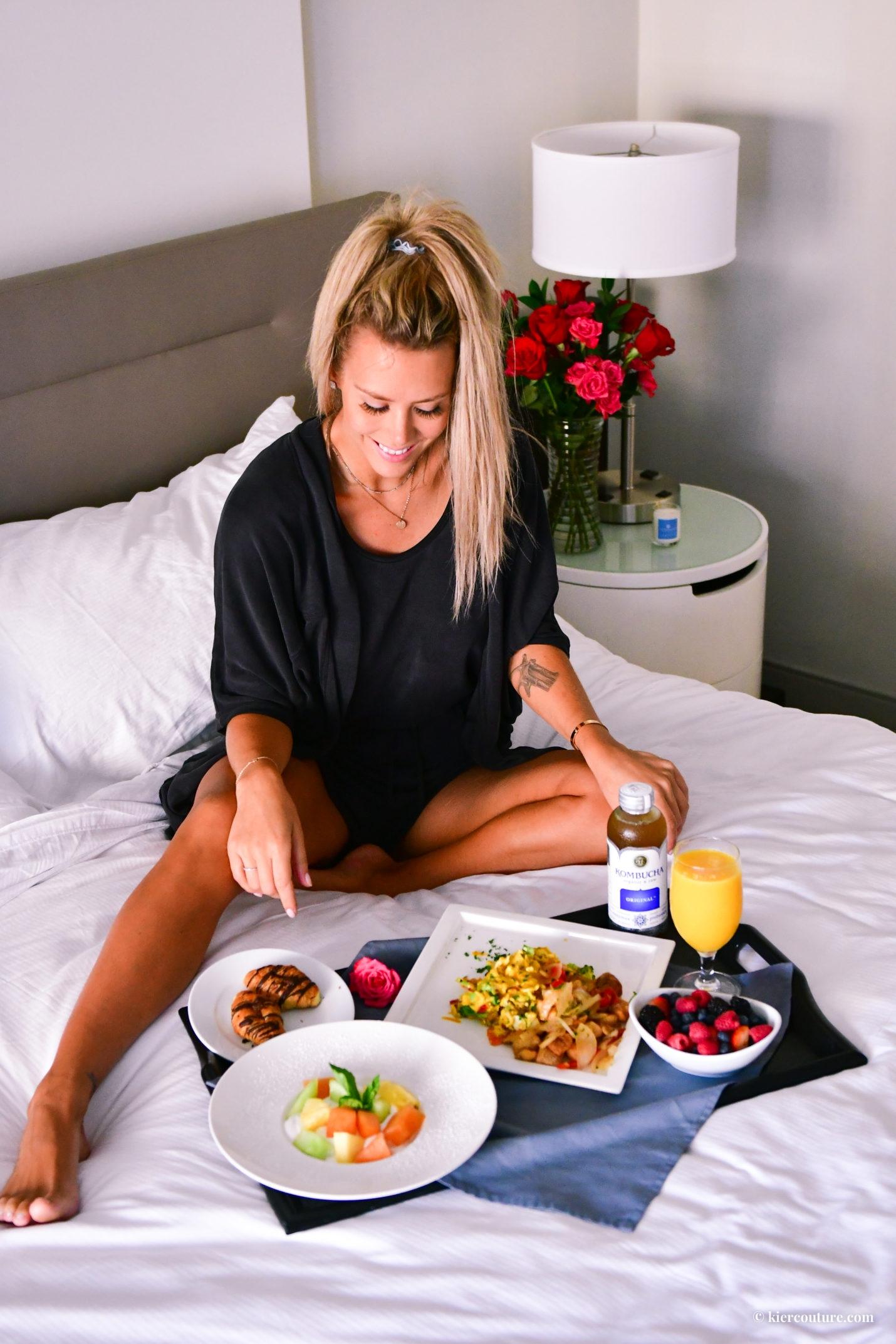 Waterstone Resort room service