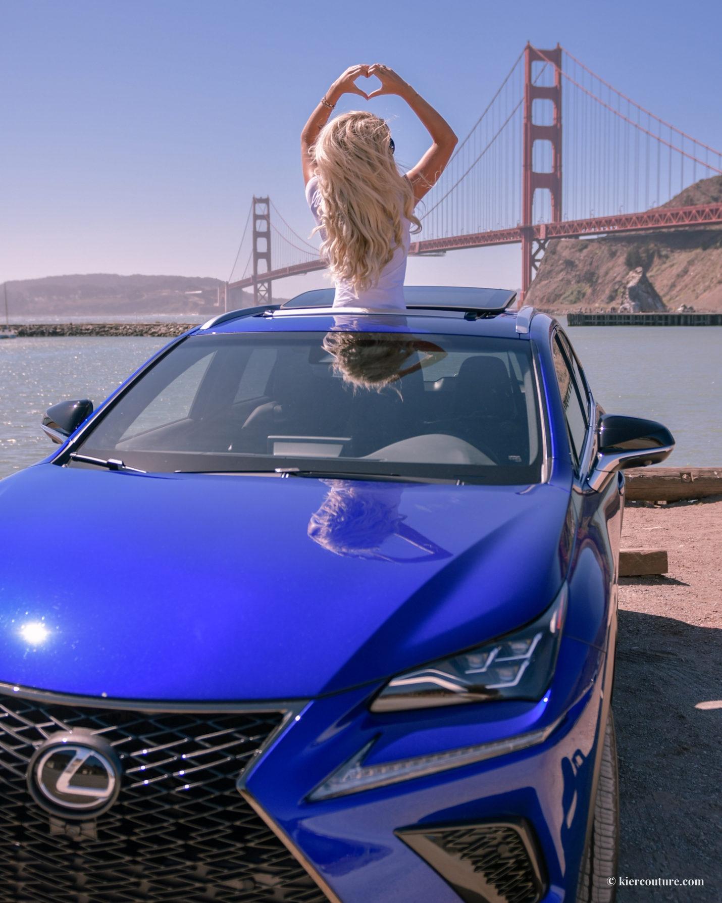Lexus sport SUV