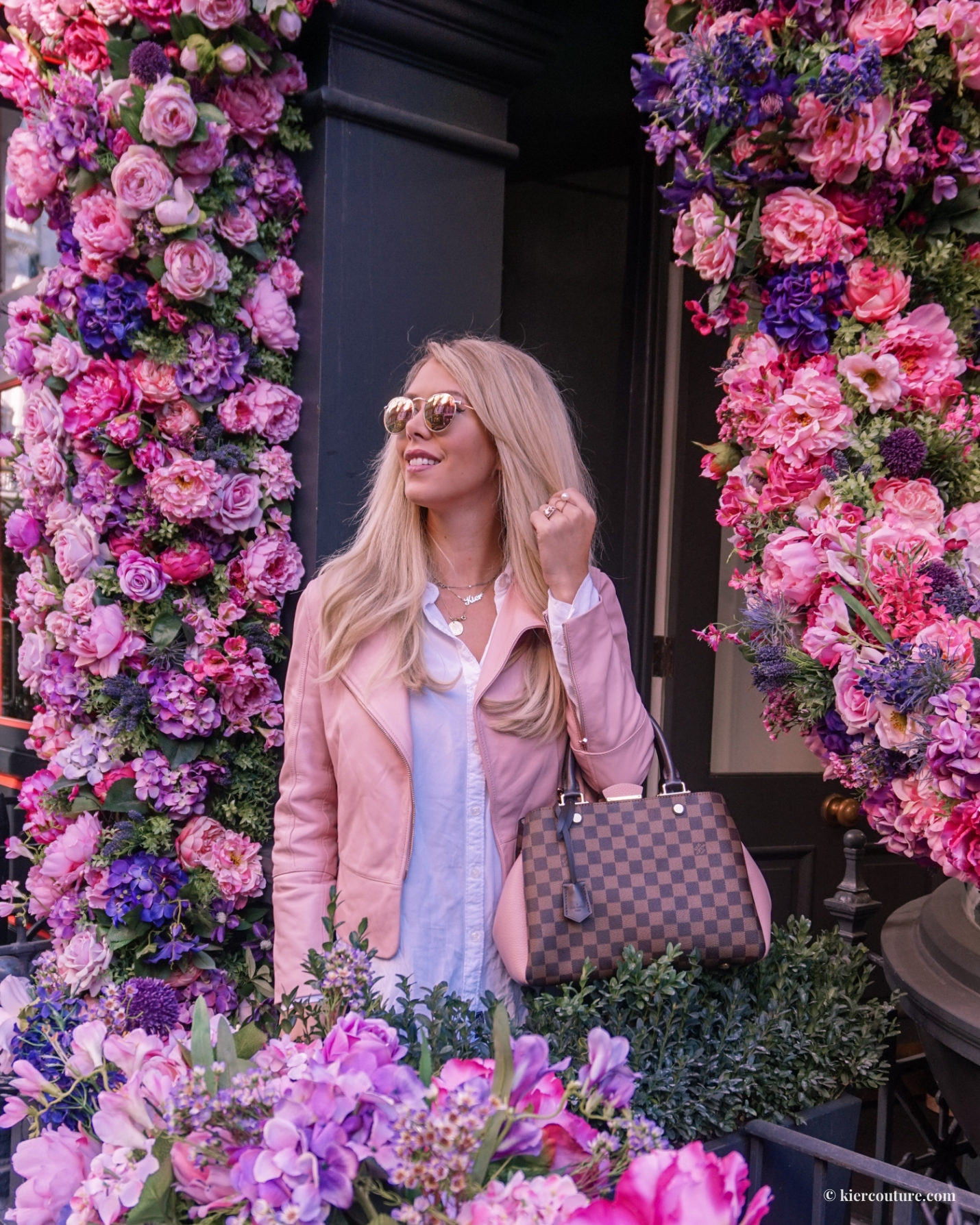 Pink Ted Baker London Jacket