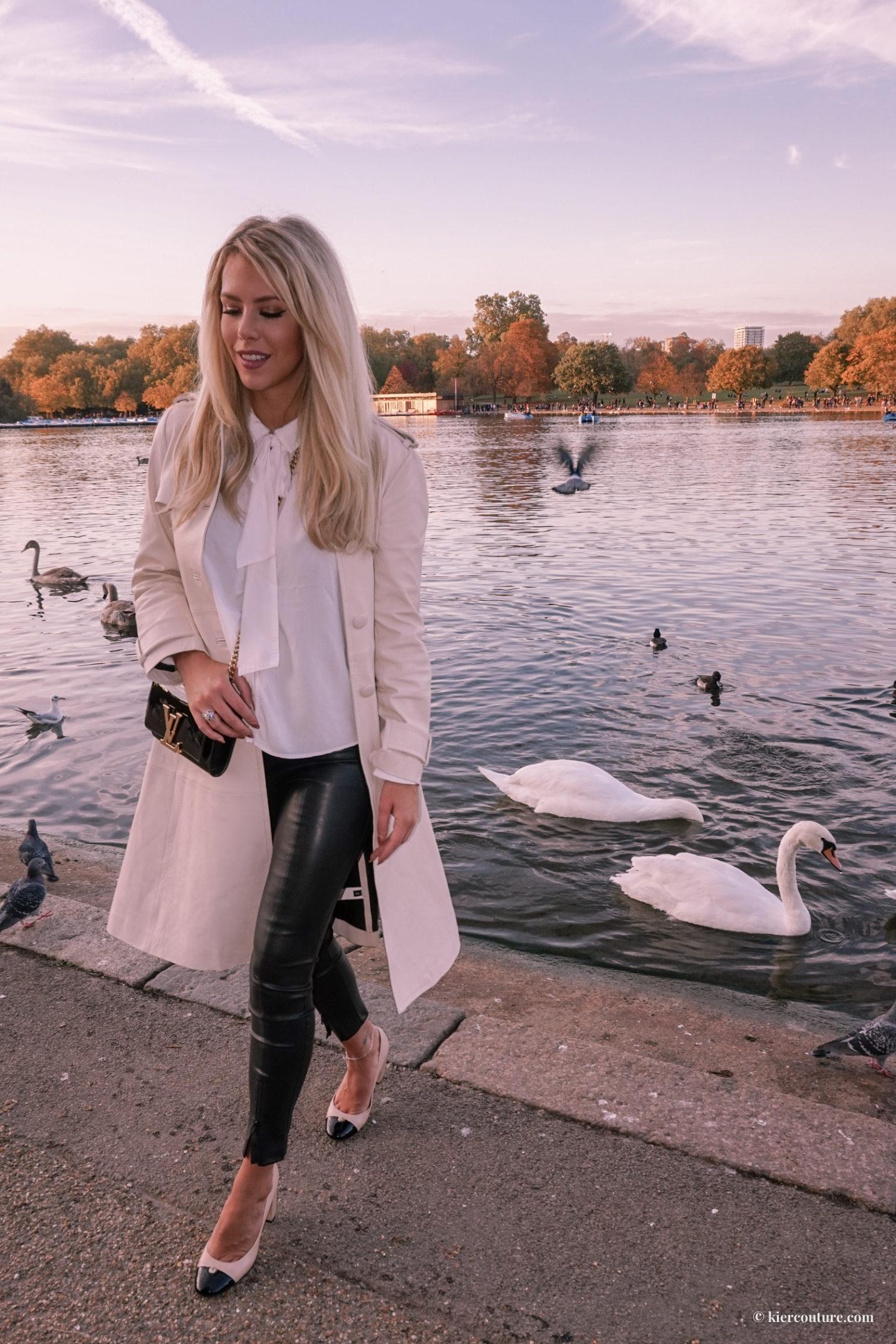 london fall fashion 2018