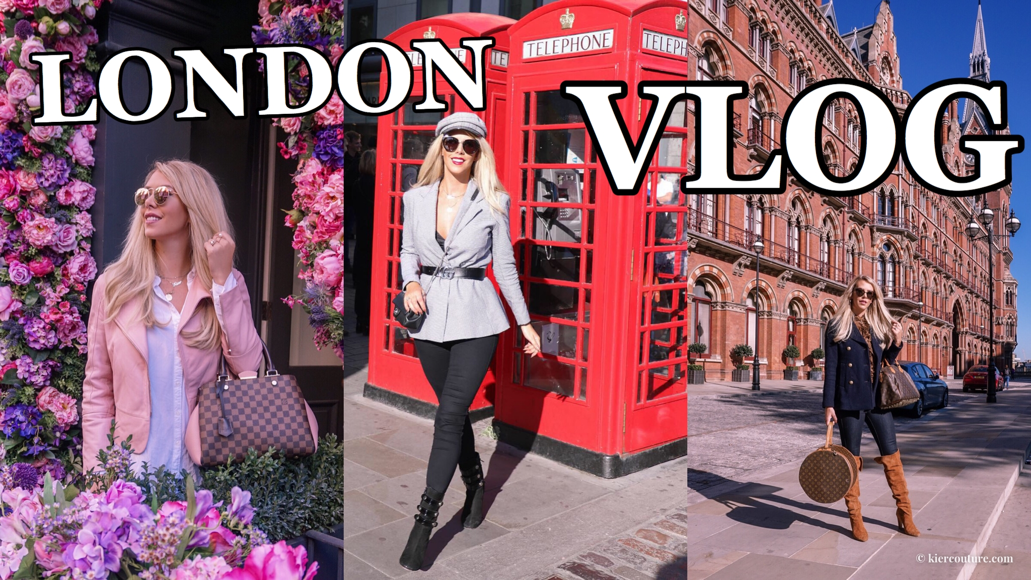 Kier Mellour London Vlog