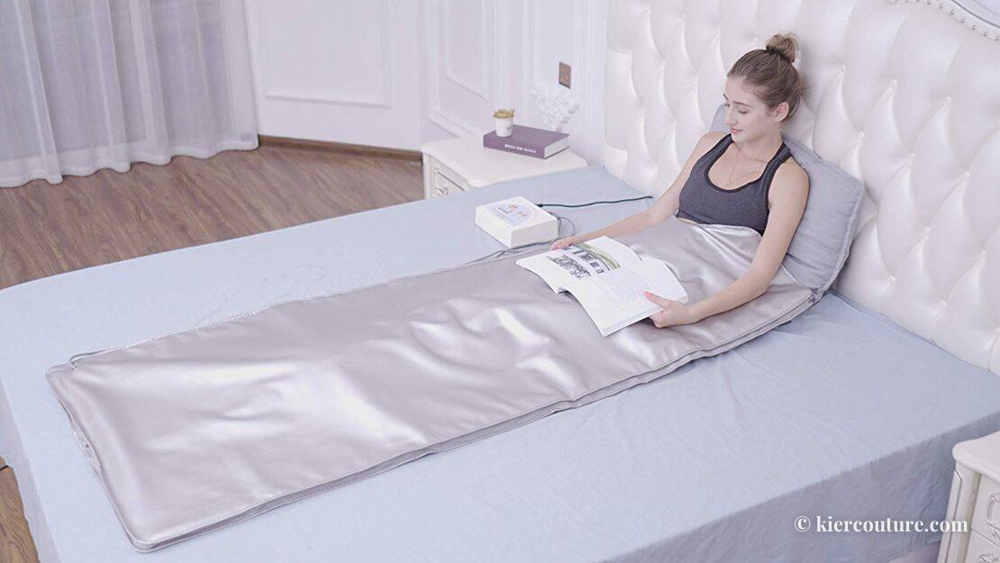 benefits of sauna blanket