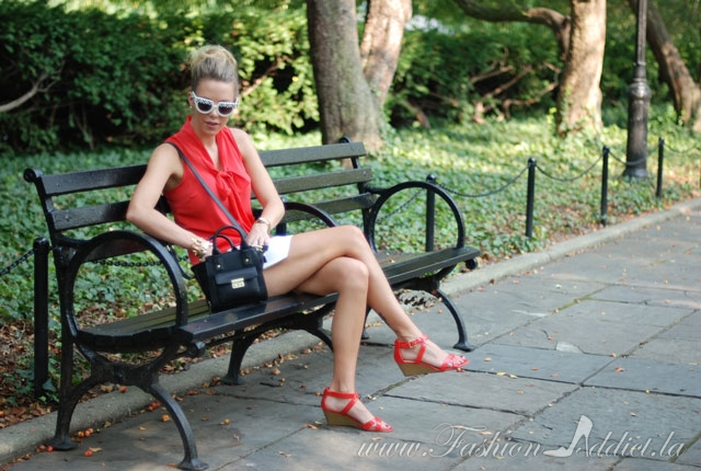What to wear to Central Park